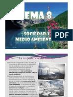 TEMA 8 - Sociedad y Medio Ambiente
