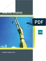 TTS Marine Cranes Brochure