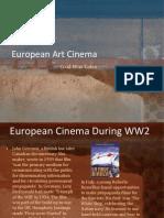 European Art Cinema