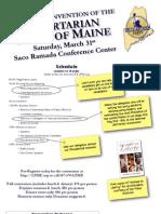 LPME Convention Flyer