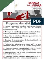 Programa - Fragosela