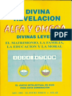 ALFA YOMEGA:DIVINAS LEYES