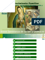 PRESENTACIÓN DEL MFC DIOCESANO