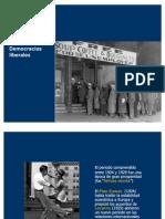 La crisis de 1929 y la Gran Depresión