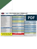 PFD Fresh List 5-03-12