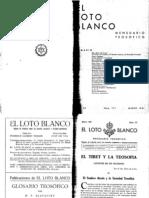 Loto Blanco Marzo 1931