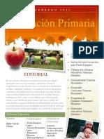 Revista Electrónica Educación Primaria