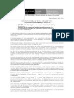 Gobierno establece medidas de fiscalización para controlar insumos químicos