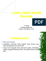 Family Child Health Nursing