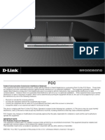 D-Link DSL-2740R Router User's Guide v1.00