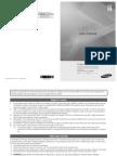 Samsung LED TV UE32CPWXXU User Manual