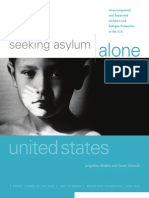 Seeking Asylum Alone US Report
