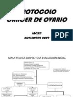 Protocolo Cáncer de Ovario