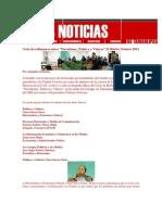 LERA Ciclo de reflexiones sobre Periodismo, Política y Valores.31.1.12