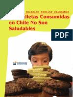 CONADECUS Informe Analisis de Galletas