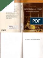 Frederic Chorda de Lo Visible a Lo Real Capitulo Ll