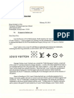 Lv to Penn Demand Letter