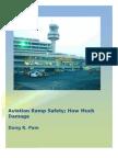 Aviation Ramp Safety; How Much Damage
