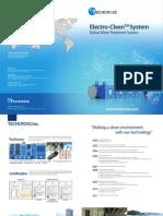 2011 Techcross Brochure (Ballast Treatment)