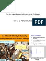 EQ Resistant Building by Dr. K. S. Nanjunda Rao