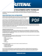 Automated Supply Technology