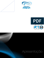 Projeto da Arena do Grêmio