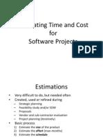 SPM Estimation