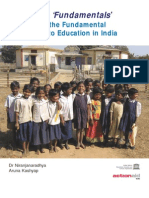 Fundamental Right to Education Dr Niranjan Aradhya yap