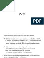 DOM Presentation