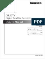 Hughes Satellite Receiver Manual