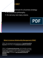 CRM - MM Session