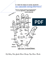ASTROPALMISTRY FROM THE CRADLE OF ASTROPALMISTRY