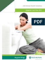 Om Hospital Cash Plan 2011
