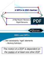 RBEs and MPCs in MSC.nastran2[1]