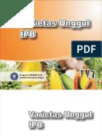 Buku Varietas IPB OK