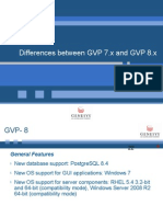 Comparison Btw GVP 7 & 8
