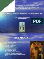 Oraciones de La Virgen l