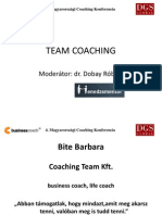 07 - Team coaching