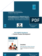 Fundamentals and Principles of Tourism Product Development - Peter Mac Nulty