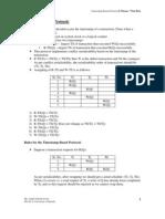Timestamp Based Protocol