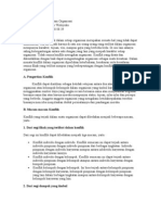 Manajemen Konflik Dalam Organisasi