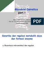 FISMIK Basic Microbial Genetics