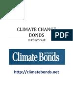 Climate Change Bonds