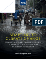 Adapting Climate Change Ban