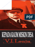 V.I. Lenin - Kepada Kaum Miskin Desa