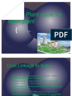 Power Plant Water and Steam Cycle