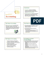 7.Introduction to Accounting
