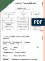 Rancangan Pelajaran Harian Bahasa Melayu Tahun 1