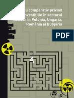 Investitiile in sectorul nuclear - 3 studii de caz