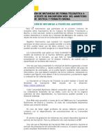 GRABACION INSTANCIAS CONCURSOS 2012